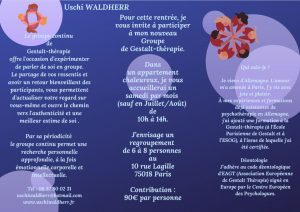 Flyer 1 page